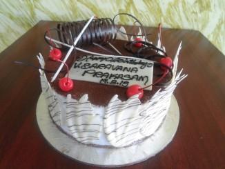 Belgium choco mousse cake